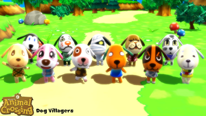 (MMD Model) Dog Villagers Download by SAB64
