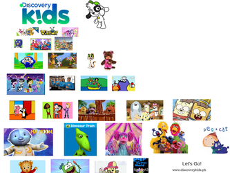 Start Streaming Discovery Kids by Lyrart323