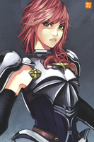 Monthly Fanart Etro's Champion Lightning [2/3] by Hatsuraikun