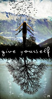 Give Yourself by JohnnyMalkavius