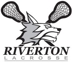 Riverton Lacrosse Logo by tadamson
