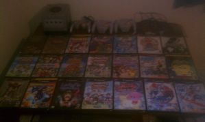 GameCube Collection Part 1 by DNG1995