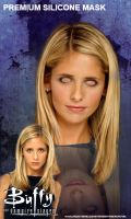Buffy Silicone Mask  by BLuLIvE