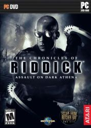 The Chronicles of Riddick Assault on Dark Athena C by sparkenstein