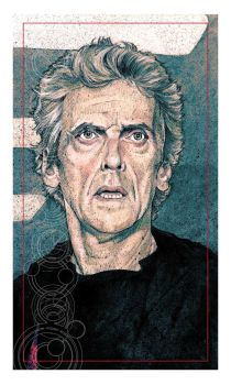 12th DOCTOR - PETER CAPALDI by MrPacinoHead
