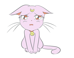 BSSM - Sad Kitten (animated gif) by chaneljay