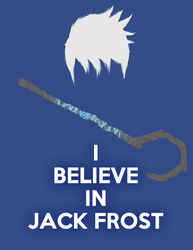 I believe in Jack Frost by Zelir