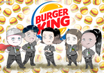 Burger King Managers. by Fraulein-Kazz