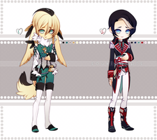 misc. 5 | adopt auction - CLOSED by SoukiAdopts