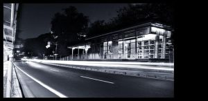 Busway Station by iPics