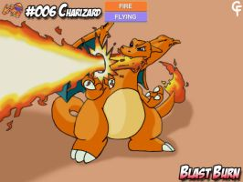 006-Charizard by Blue-Ranger-Suo