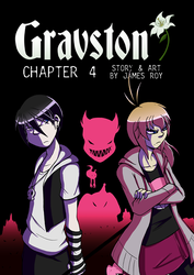Chapter 4 Cover by Rogo-the-Golden-Boy