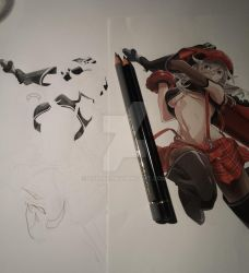 W.I.P. ... XD by suitae