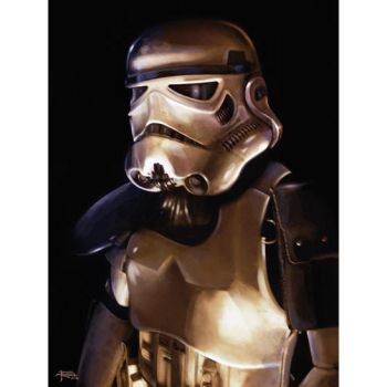 Star Wars 'Trooper' by Brian Rood Ltd Ed by TheDaggersTip