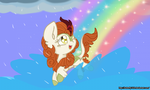 Autumn Blaze Let it Rain Cover(YCH) by Butterfly1624