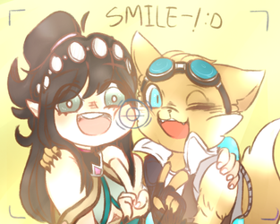 Smile! by winterout1