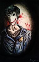 The Bloody Painter by BloodHoney500