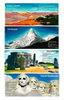 travel ads by HaTheVinh
