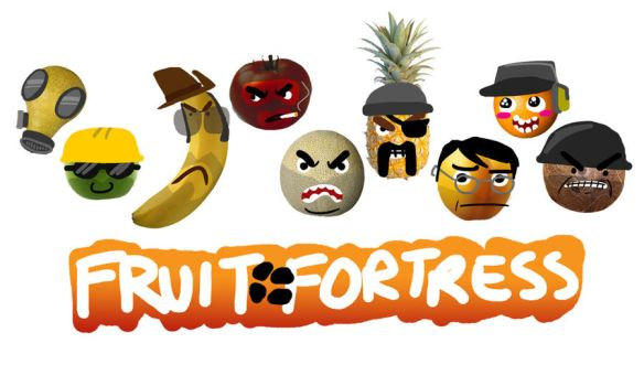 Fruit Fortress by TRAVALE