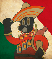 Mexican Pyro by SrPelo