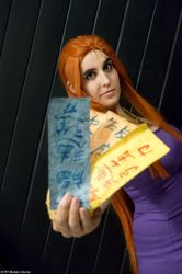 Ghost Sweeper Mikami by Paper-Doll89