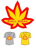 Shell Grass - 4:20 by AliceGraphix