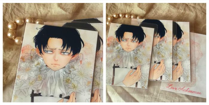 Little Heichou Bookmark by melina-m