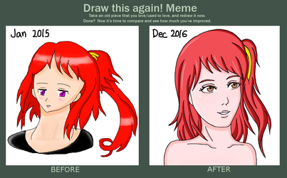 Draw This Again - Aria by xSparkledust123x