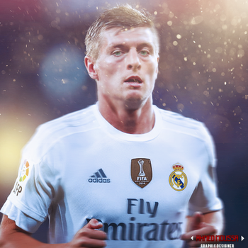 TONI KROOS by A-M-GRAPHICS