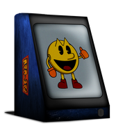 Pac-Man Mini Arcade by MarxallyHD