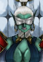 Dark elf by villo16 by grenadeh