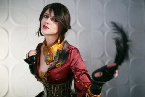 Dragon Age: Inquisition. Morrigan by SeleneDrummond