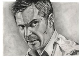 Timothy Olyphant by ChaosAcathla