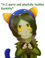:GIFT: Nepeta by Lil-Shit-McCree