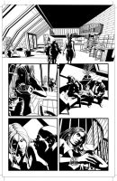 S.A: Preview Page 02 by MikeDeodatoJr