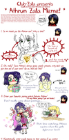 Athrun Zala Meme by Prince-in-Disguise