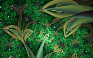 Under the trees by Astrantia01