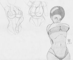 Sketch practices122717 by TheGreenCount
