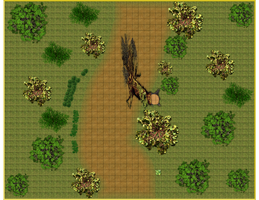 Forest Road Battlemat by JoeyD473