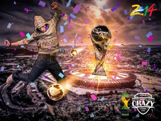 Fifa_worldcup_2014 by DamncrazyDesigns