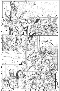 SAMPLE PAGE 1 by JUANPUIS