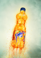 Fresh Fanta by Reawake