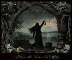 All Hallow's Eve by ArwensGrace