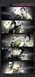 February Signature Set by Subcoultre