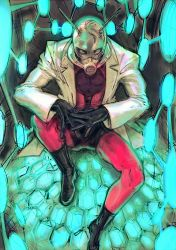 Ant-Man by dogsup