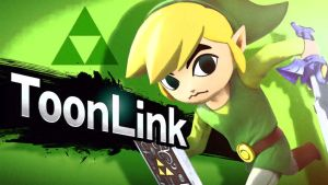 Smashing Toon Link by UltimAXE