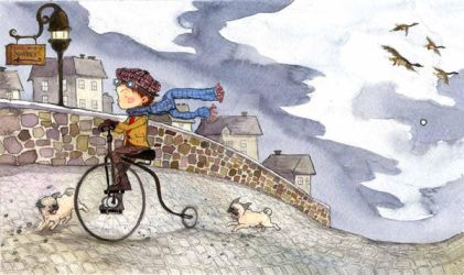 Bicycle by MaiKemble