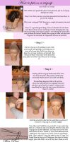 Tutorial: How to put on wigcap by taeliac