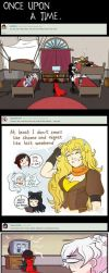 RWBY Group- Community Comic 3 by knives4cash
