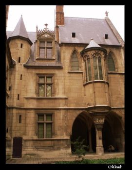 Museum of Cluny by Miouk